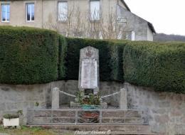 Monument aux morts de Chalaux