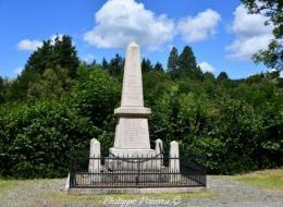 Monument aux morts de Lavault de Frétoy Nièvre Passion