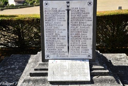 Monument aux morts de Préporché