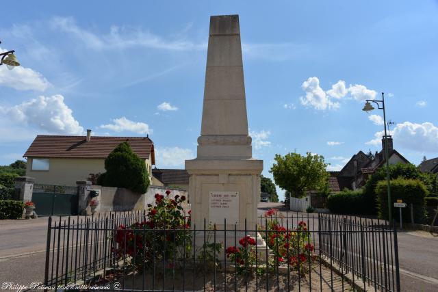 Monument aux morts de Saint Andelain