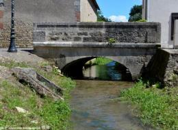 Le pont de Saint Loup