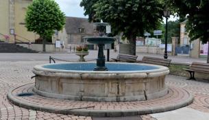 Fontaines de Saint Benin D'AZY