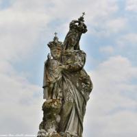 La vierge de Champvert - Patrimoine vernaculaire