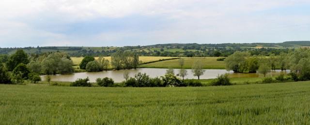Plan d'eau de Moraches