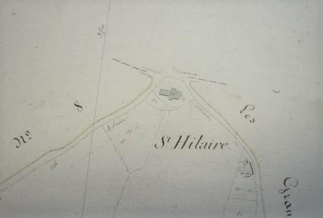 Église de Saint Hilaire en Morvan