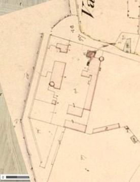 Plan du château de Vauban