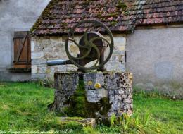 Puits du Village de Saint Didier