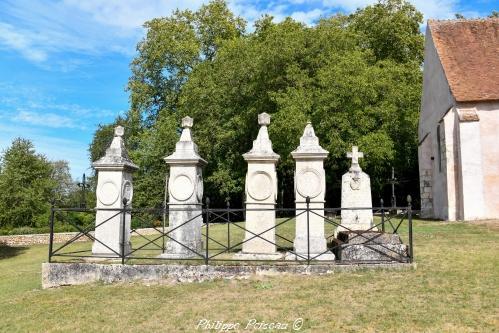 Stèles funéraires de Tracy Nièvre Passion