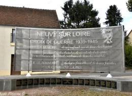 Victimes des bombardements de Neuvy-sur-Loire Nièvre Passion