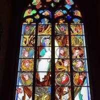 Vitraux de la Cathédrale de Nevers - Cathédrale