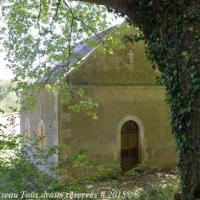 La chapelle de Chasnay - Chapelle Sainte-Anne