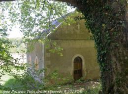 La chapelle Sainte-Anne de Chasnay