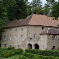 Château de Magny - Patrimoine de Millay