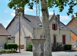 croix de Saint Seine
