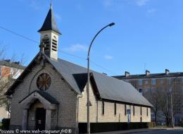 Chapelle Saint Anne de Nevers