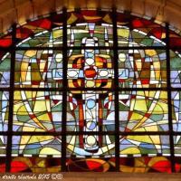 Vitraux de Notre Dame la Charité sur Loire
