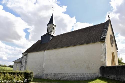 Église de Saint-Quentin sur Nohain
