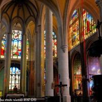 Vitraux de l'Église de Montargis - Vitraux Marie-Madelaine