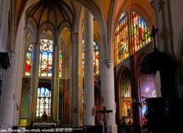 Vitraux de l'Église de Montargis