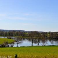Étang de la Bouille - Plan d'eau de Champallement