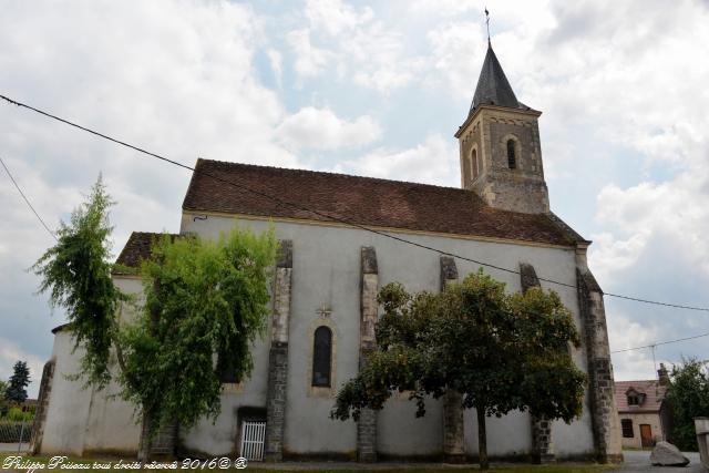 Église de Saint Hilaire Fontaine
