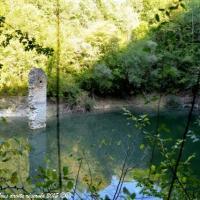 Le Lac Bleu ancienne Carrière de chaux