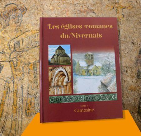Les églises romanes du Nivernais