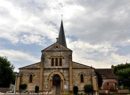 L'église de Lucenay les Aix