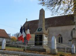 Monument aux morts de Dompierre sur Héry