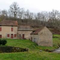 Le moulin de La Vallée - Patrimoine vernaculaire