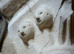 Intérieur de l'église de Metz le Comte