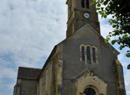 Église de La Nocle Maulaix