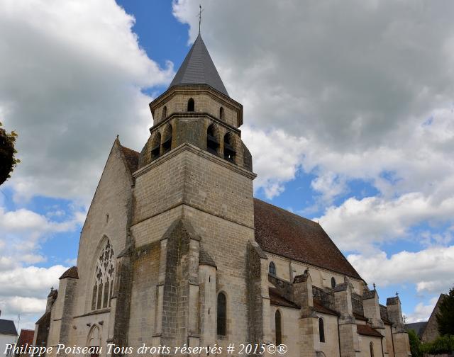 Église Collégiale de Prémery