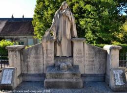 Le Monument aux Morts de Prémery