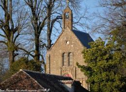 La chapelle du château de Saulières