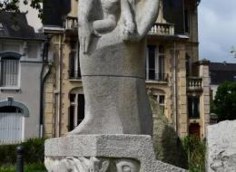 Square de la résistance de Nevers