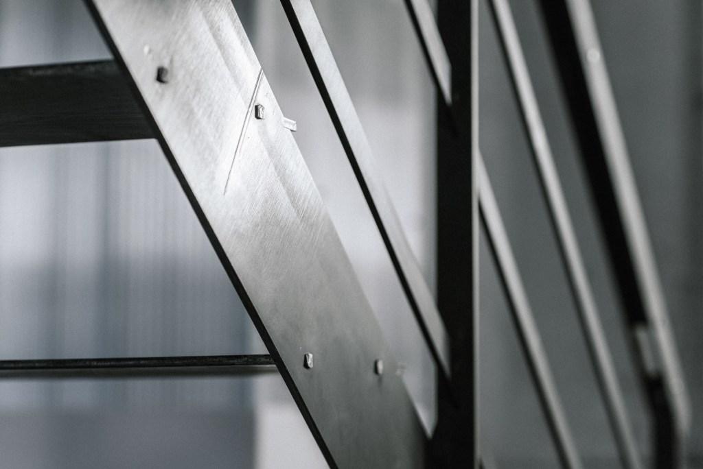 escalier design à monter soi-même