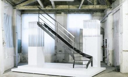 A la recherche d'un escalier design en acier au prix d'un escalier en bois?