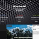 Website Perk Metallbau