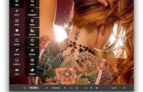 Pixlr Desktop gratuit pour retoucher vos photos