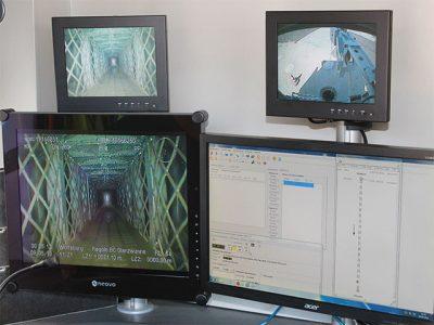 TV Inspektion Wolfsburger Entwässerungsbetriebe
