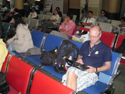 Flughafen Yangon