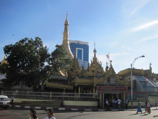 Bothataung PAya, Sule Paya