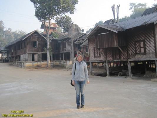 Maha Nanda Kantha Monastery.
