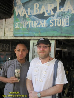 wai bar la sculpture store