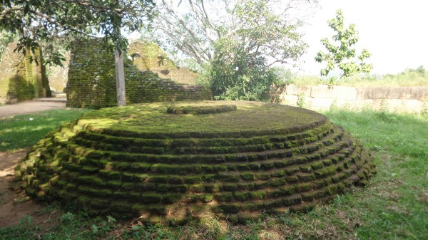 Bekannte Mönche wurden hier in dieser Art beerdigt