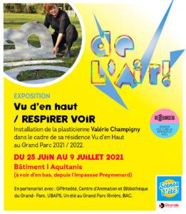 Vu d'en haut Valérie Champigny-De l'air MC2a
