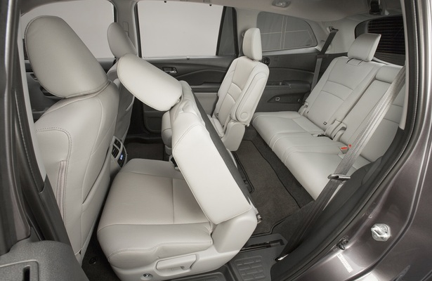 Suvs With Captains Chairs