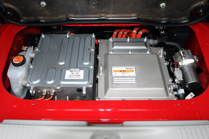 2012 Mitsubishi I Miev Review Web2carz