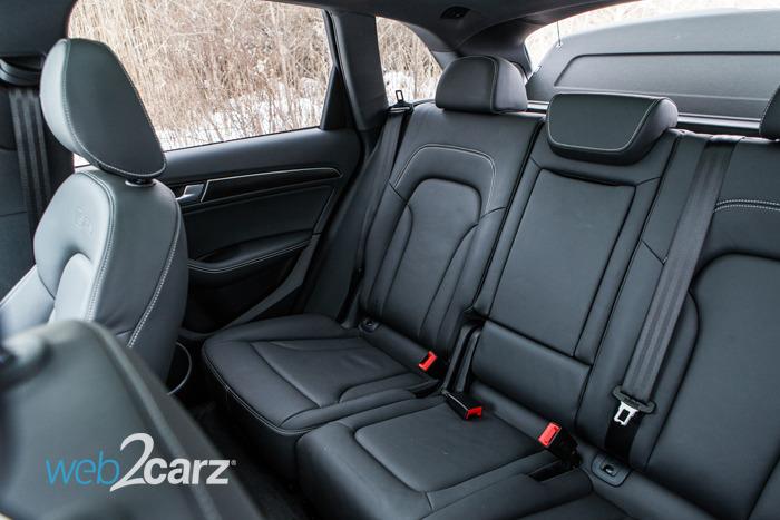 2014 Audi SQ5 Web2Carz